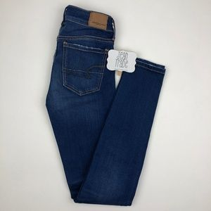 American Eagle Outfitters Jeans - NWOT American Eagle Super Stretch Skinny Jean Long